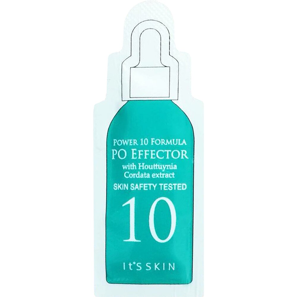 ITS SKIN POWER 10 FORMULA PO EFFECTOR 1ML (30 PCS= 30mL = Same amout with Full Size)